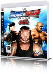WWE Smackdown! vs Raw 2008 per PlayStation 3