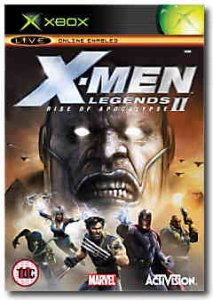 X-Men Legends 2: Rise of Apocalypse per Xbox
