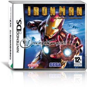 Iron Man per Nintendo DS