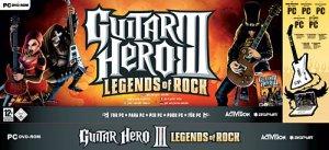 Guitar Hero III: Legends of Rock per PC Windows