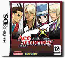 Apollo Justice: Ace Attorney per Nintendo DS