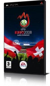UEFA Euro 2008 per PlayStation Portable