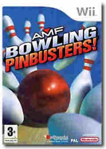 AMF Bowling Pinbusters per Nintendo Wii