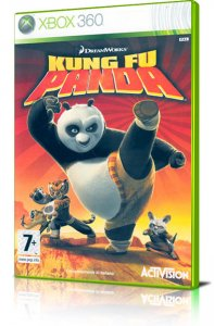 Kung Fu Panda per Xbox 360