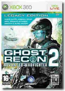 Tom Clancy's Ghost Recon: Advanced Warfighter 2 Legacy Edition per Xbox 360