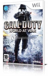 Call of Duty: World at War per Nintendo Wii