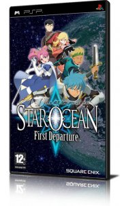 Star Ocean: First Departure per PlayStation Portable
