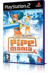 Pipe Mania per PlayStation 2