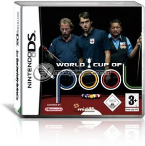 World Cup of Pool per Nintendo DS