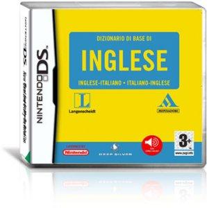 Dizionario di Base di Inglese per Nintendo DS