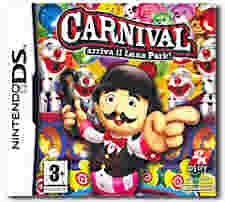 Carnival: Arriva il Luna Park! per Nintendo DS