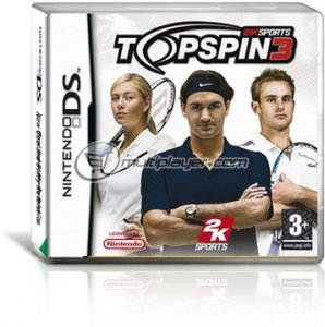 Top Spin 3 per Nintendo DS