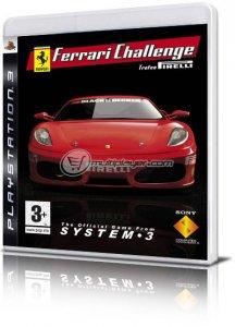 Ferrari Challenge: Trofeo Pirelli per PlayStation 3