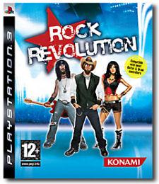 Rock Revolution per PlayStation 3