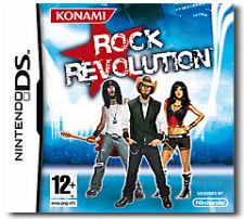 Rock Revolution per Nintendo DS