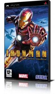 Iron Man per PlayStation Portable