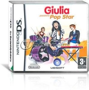 Giulia Passione Pop Star per Nintendo DS