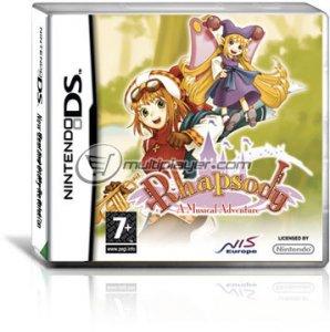 Rhapsody: A Musical Adventure per Nintendo DS
