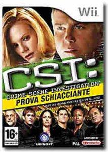 CSI: Crime Scene Investigation: Prova Schiacciante per Nintendo Wii