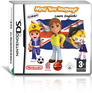 Mind Your Language: Impara l'Inglese! per Nintendo DS