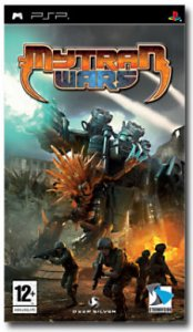 Mytran Wars per PlayStation Portable