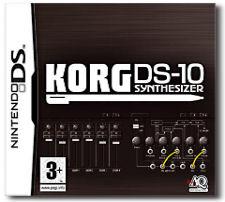 KORG DS-10 per Nintendo DS