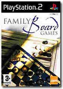 Family Board Games per PlayStation 2