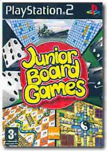 Junior Board Games per PlayStation 2