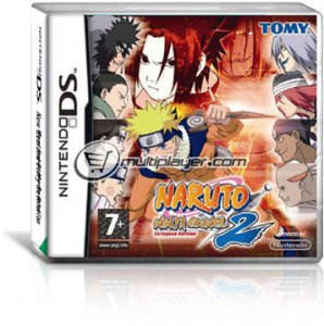 Naruto: Ninja Council 2 per Nintendo DS