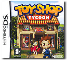 Toy Shop Tycoon per Nintendo DS