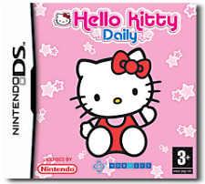 Hello Kitty Daily per Nintendo DS