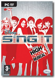 Disney Sing It: High School Musical 3: Senior Year per PC Windows