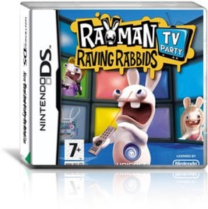 Rayman Raving Rabbids: TV Party per Nintendo DS
