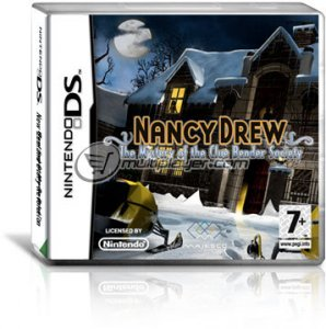 Nancy Drew: The Mystery of the Clue Bender Society per Nintendo DS