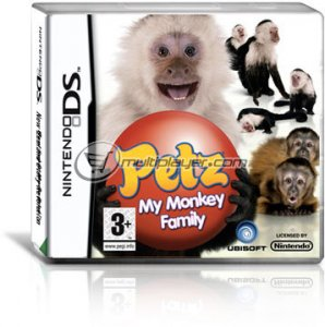 Petz: My Monkey Family per Nintendo DS