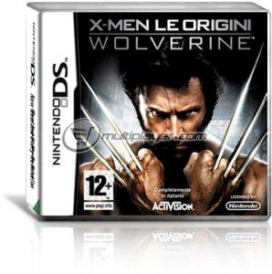 X-Men - Le Origini: Wolverine per Nintendo DS
