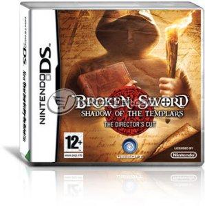 Broken Sword: Shadow of the Templars - The Director's Cut per Nintendo DS