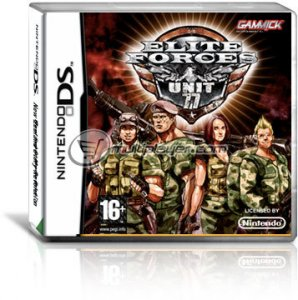 Elite Forces: Unit 77 per Nintendo DS