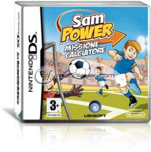 Sam Power: Missione Calciatore per Nintendo DS