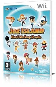 Job Island: Hard Working People per Nintendo Wii