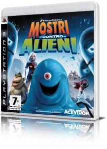 Mostri Contro Alieni per PlayStation 3