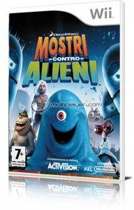 Mostri Contro Alieni per Nintendo Wii