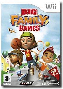 Big Family Games per Nintendo Wii