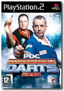 PDC World Championship Darts 2008 per PlayStation 2