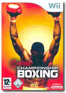 Showtime Championship Boxing per Nintendo Wii