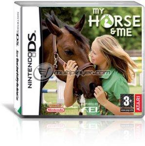 My Horse & Me per Nintendo DS