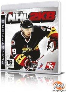 NHL 2K8 per PlayStation 3