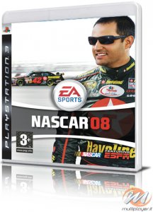 NASCAR 08 per PlayStation 3