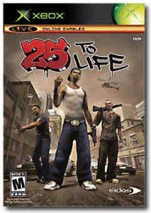25 to Life per Xbox