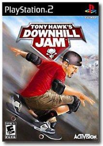 Tony Hawk's Downhill Jam per PlayStation 2